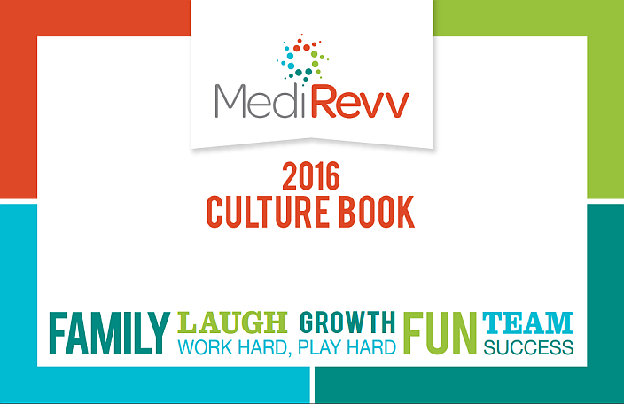 Our culture guide to working at MediRevv