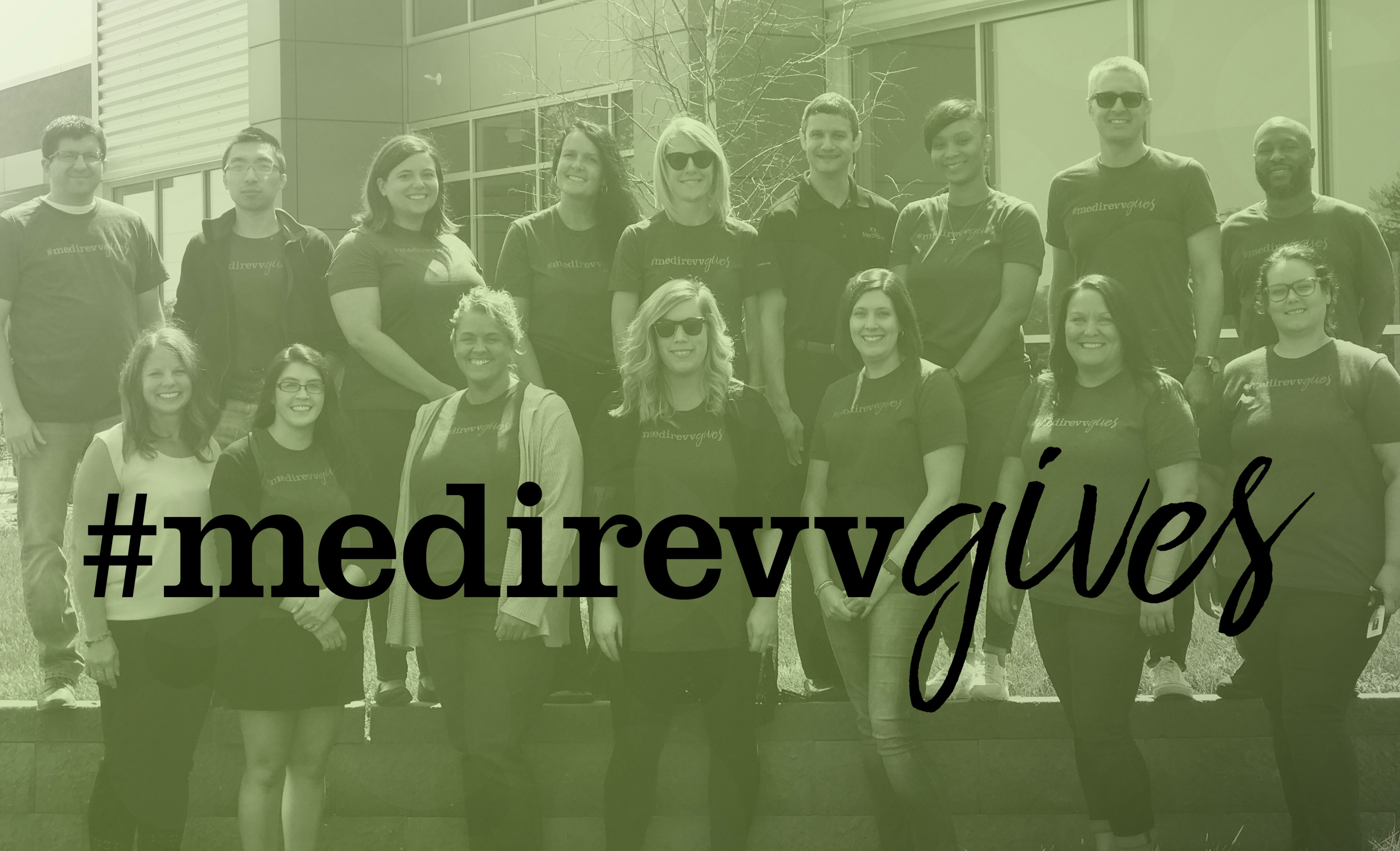 MediRevv Gives Back to the Community on Behalf of Employees
